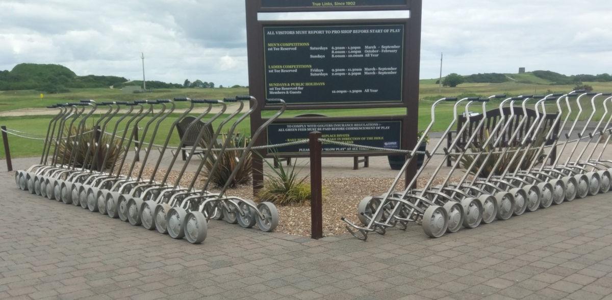 Kirkstown Castle Golf Club