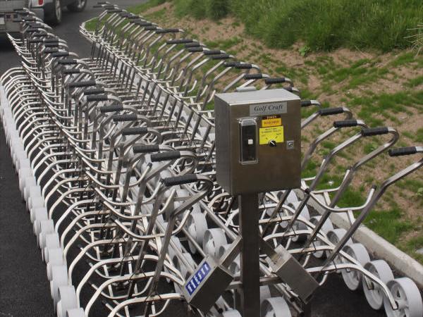 50 trolley Double Unit in Waterville Ireland